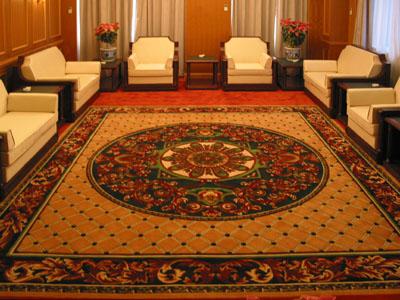 成都手工地毯工程