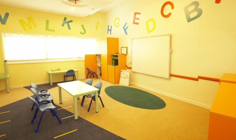 成都神仙树金苹果幼儿园pvc塑胶地板